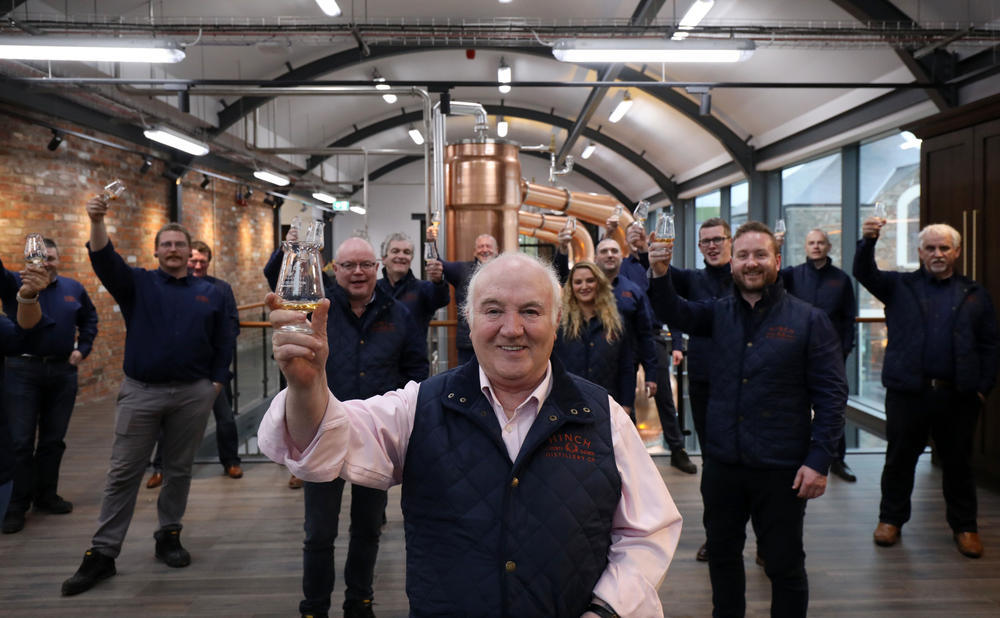 Spirit of the whiskey distillers sets innovators on growth path