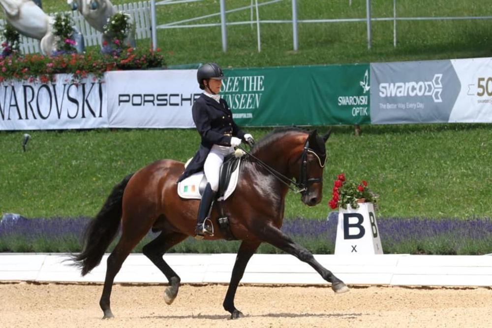 Dressage Ireland: Looking back on a challenging year
