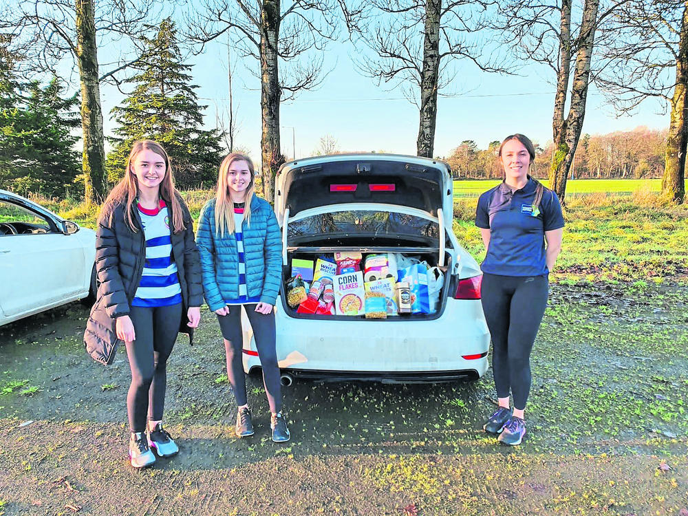 Over sixty food banks benefit from YFCU President's Appeal