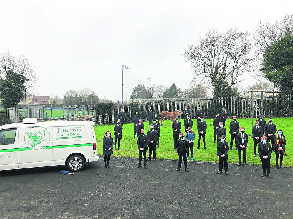 School develops links with local community