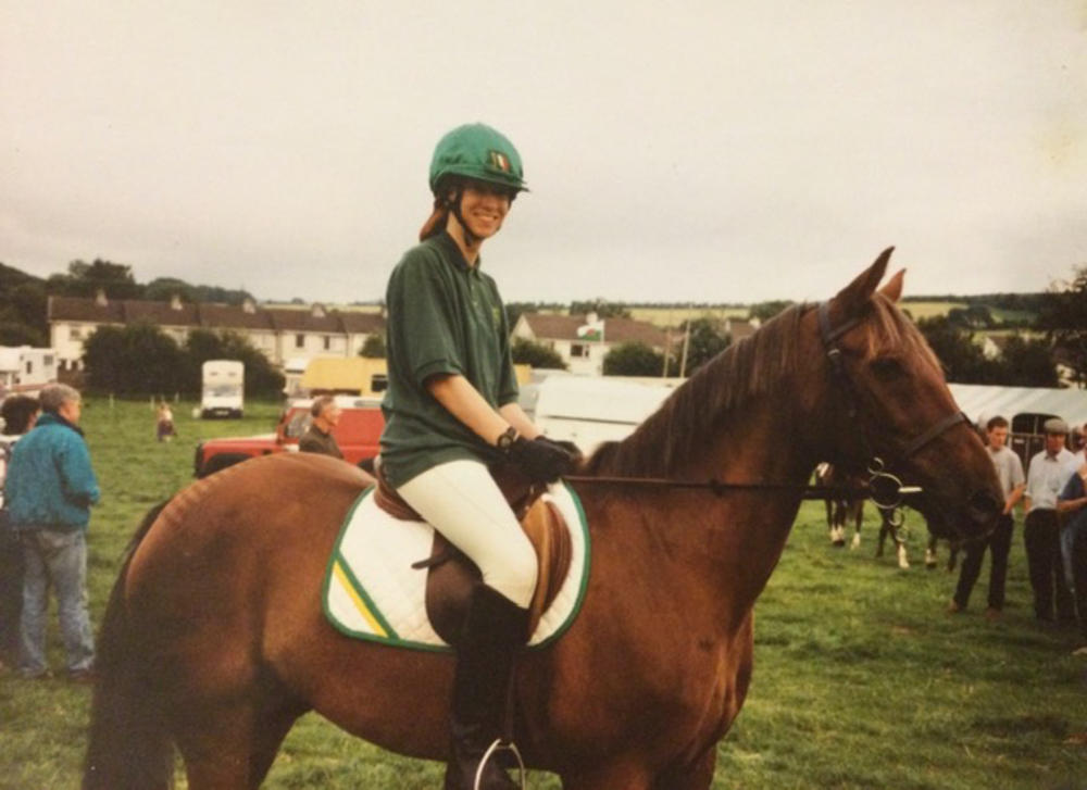 A fond farewell to an indomitable equine