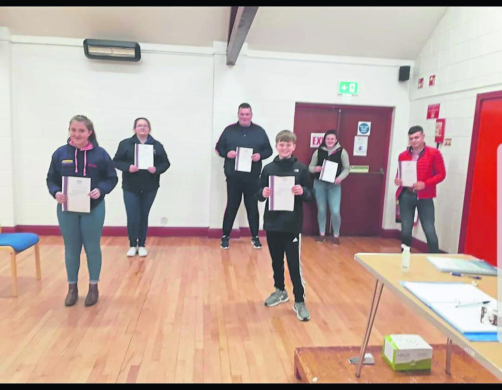 Mourne YFC conquers lockdown