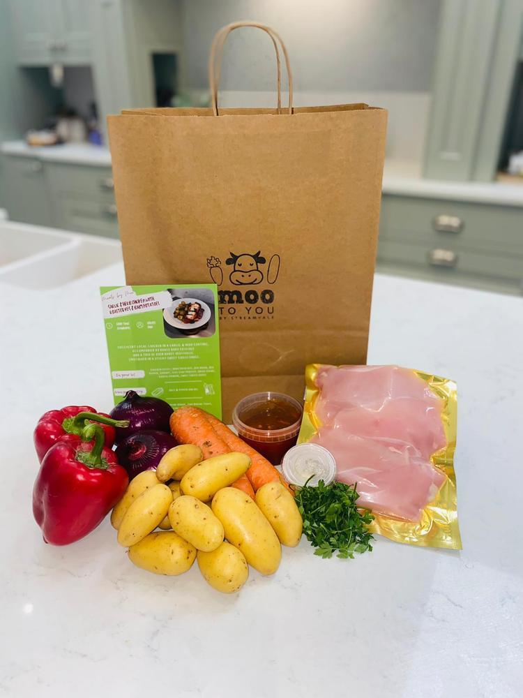 Farm-based food venture adds innovative meal kits for home cooks
