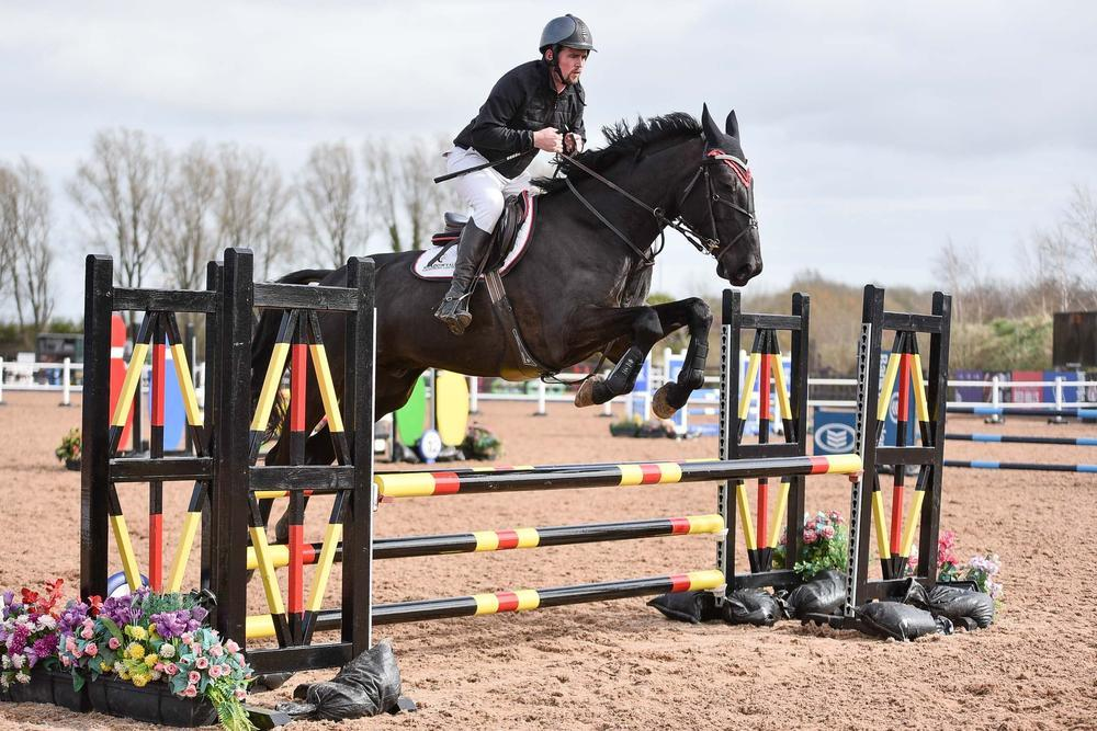 A good day's jumping at The Meadows SJI Horse Show