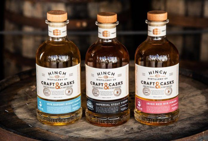 Hinch whiskey SM Farm