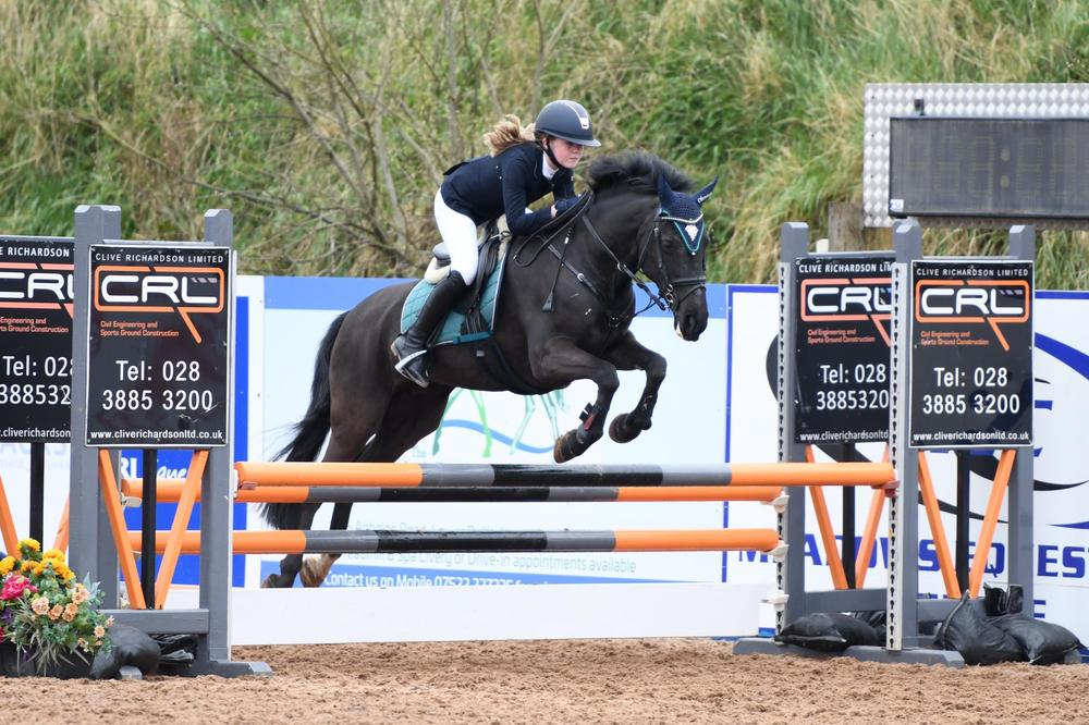 Welcome return to show jumping at the Meadows