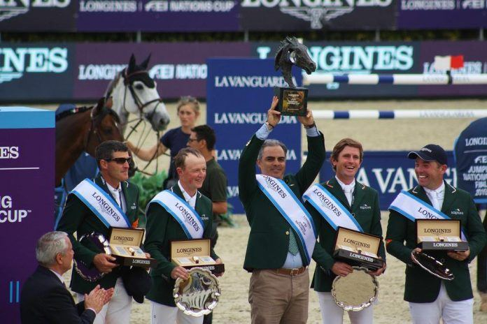 FEI Nations Cup final BR Farm