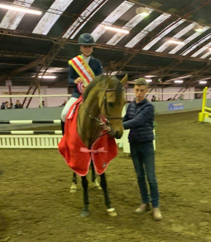 Northern Indoor Pony Champs BR Farm